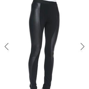 BCBGMAXAZRIA Faux Leather, Shelby leggings